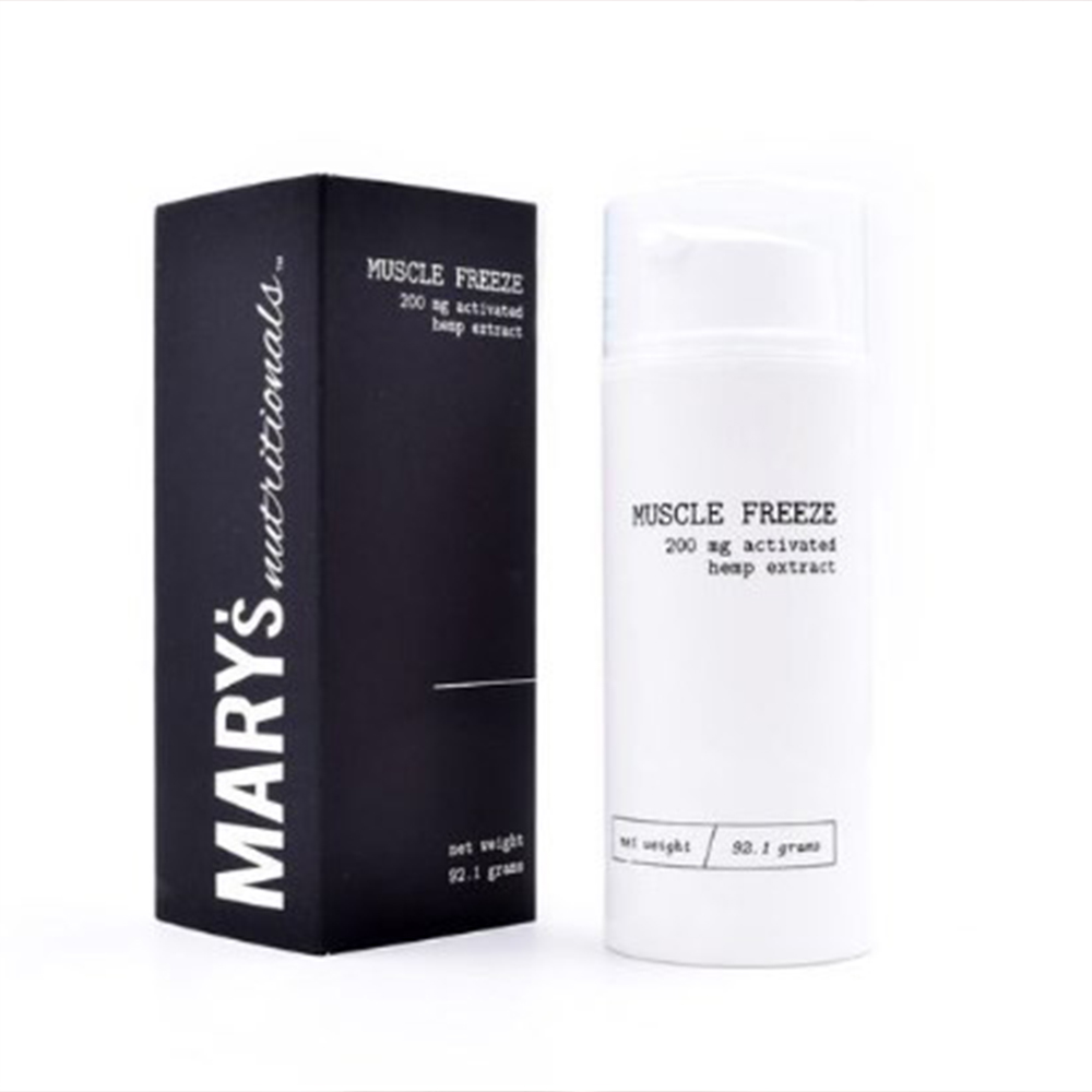 CBD Muscle Freeze (3.25 Ounce) | Mary's | Spectrum Relief