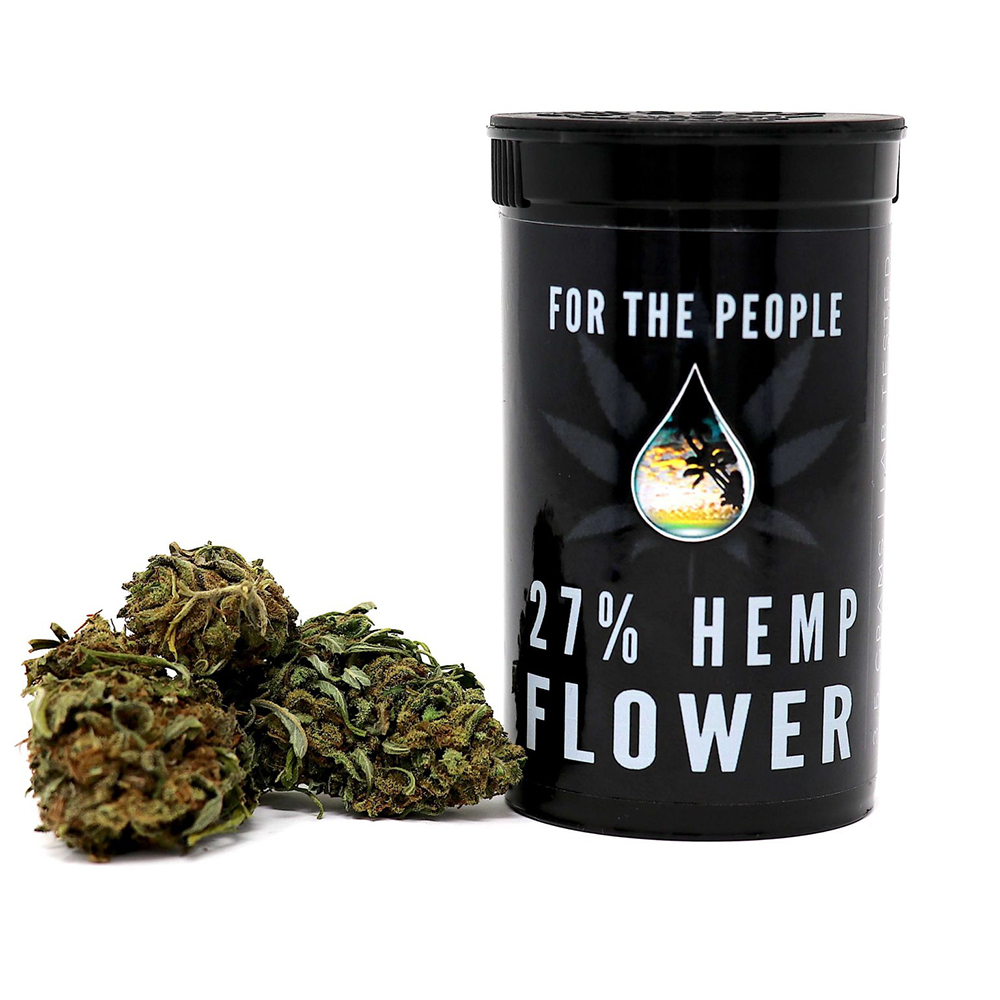 Premium CBD Hemp Flower Nugs (4 mg) @27% | Spectrum Relief